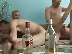 twinks-foursome